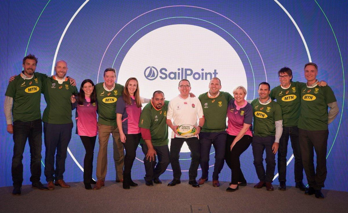 Working At SailPoint