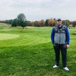 Image for the Tweet beginning: Jim Chojnowski, PGA wears many
