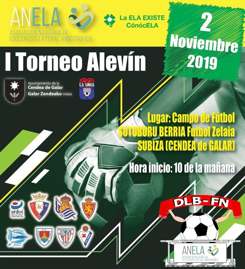 Desde La Banda - Fútbol Navarro | Primer torneo Alevín del Club Deportivo Subiza
