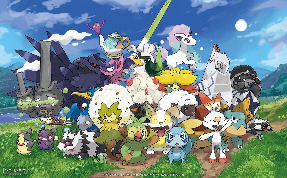 @vim_a_r_t's photo on #PokemonSwordShield