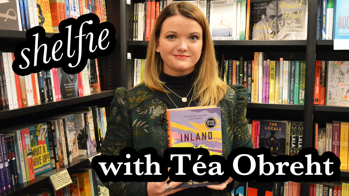 Women's Prize winning author Téa Obreht has followed up the Women's Prize-winning The Tiger's Wife with a reimagining of the American Southwest. Here she is with more about it and some terrific book recommendations to boot. Inland: