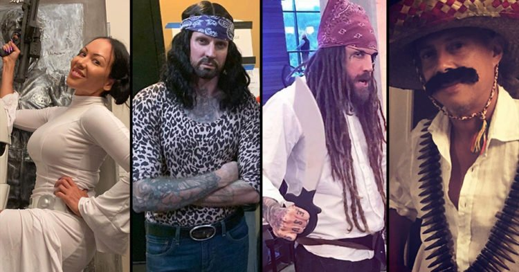 Here's How Your Favorite Rock & Metal Musicians Dressed Up For Halloween metalinjection.net/around-the-int…
