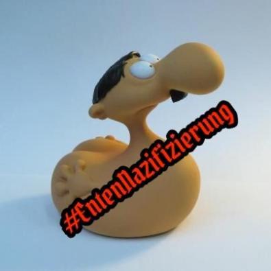 Bild ist Satire: #NaziNotstand  #EntenNazifizierung #wehrhafteDemokratie #NazisRaus #GGUltras<br>http://pic.twitter.com/hoFikPCeUT