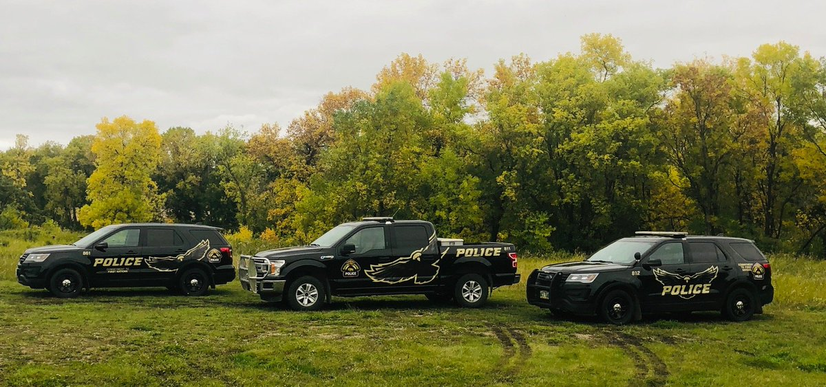 Great news as we are the proud recipient of @blue_linemag Canada's 2020 #BestDressedPoliceVehicle Award, Law Enforcement category! Congrats to all winners and participants!