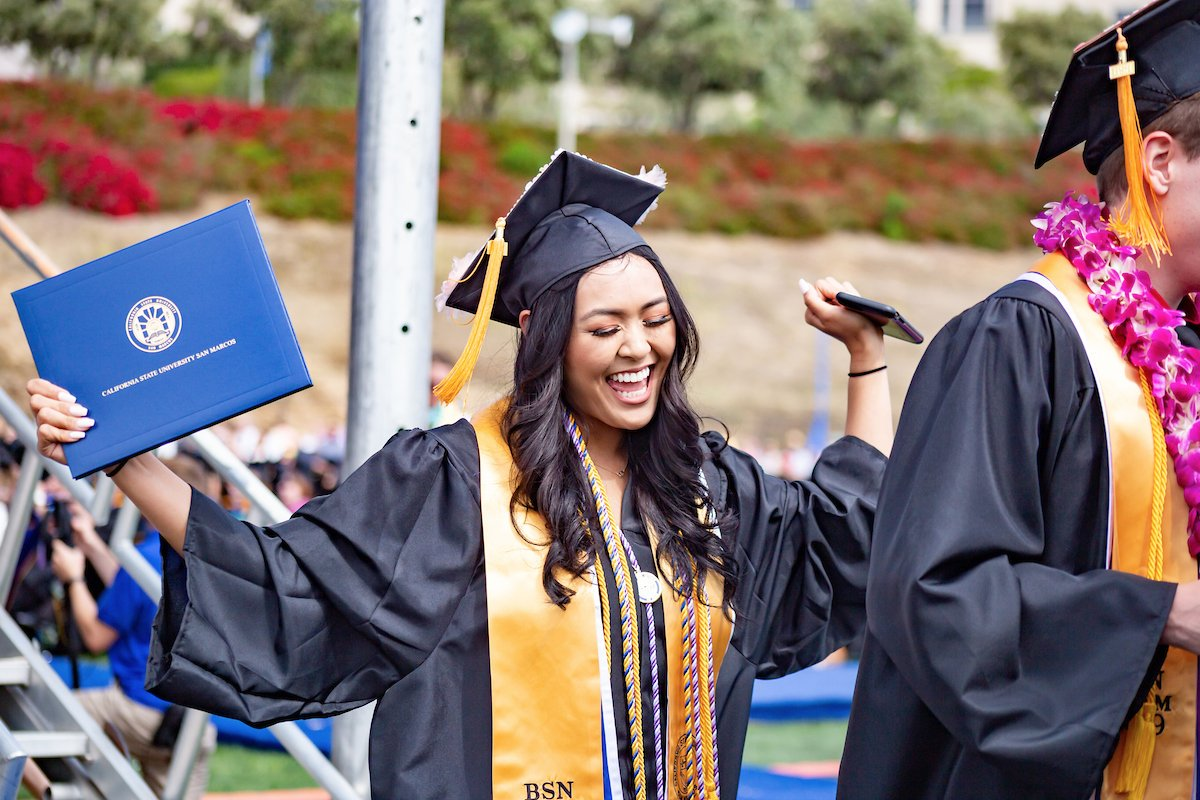 Csusm Graduation 2020.Csusm Cougar Central Csusmcentral Twitter