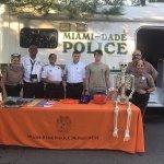 Image for the Tweet beginning: @MiamiDadePD @JPerezMDPD @McGruffatNCPC congratulations to