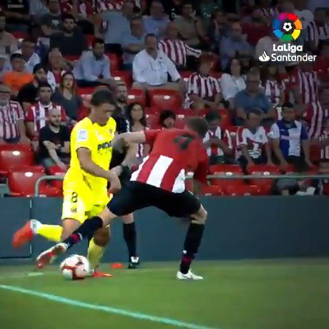🤪🕺 ¡¡CÓMO REGATEAR BAILANDO!! #VillarrealAthletic