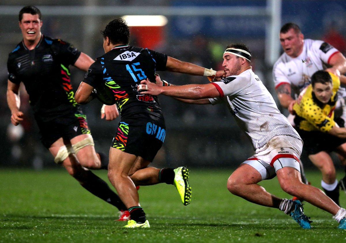 #ULSvZEB A Belfast le Zebre #Rugby aprono il match al 2 con @mattia_bellini, ma soffrono laggressività dell@UlsterRugby che è padrone della ripresa chiuderà la gara sul 22 a 7 📱 Leggi tabellino e cronaca del 5° turno di #Guinness @PRO14Official ➡️ bit.ly/34ljVyR