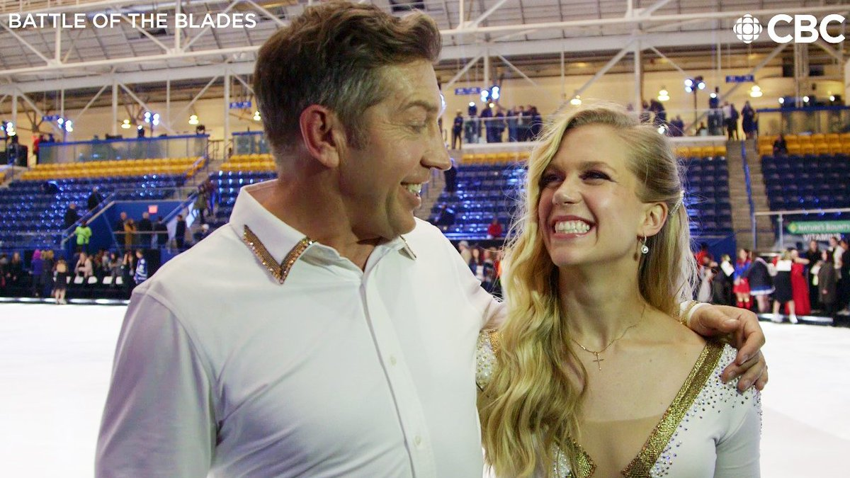 After 7 long weeks of hard work and dedication, Kaitlyn Weaver and Sheldon Kennedy are named as the winners of Battle of the Blades Season 5. Congratulations to these two and everyone involved for all of their hard work! ⛸️🏒 @ShelKenn @kaitlynonice