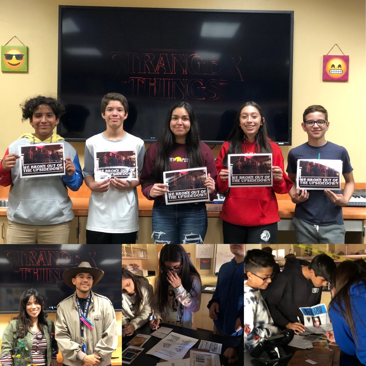 Stranger Things Breakout Edu Halloween Special Edition