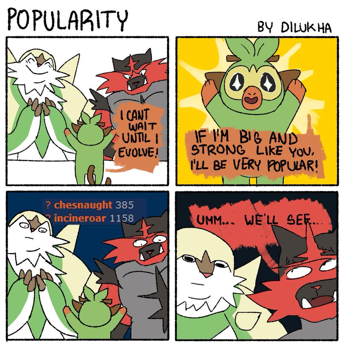 @dilukharts's photo on #PokemonSwordShield