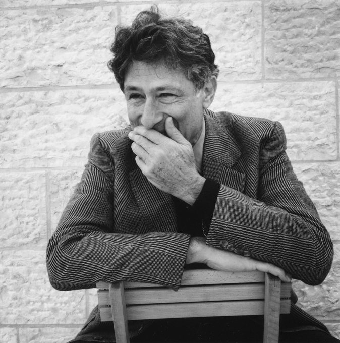 Happy Birthday to the great Edward Said. He would have been 84 today.