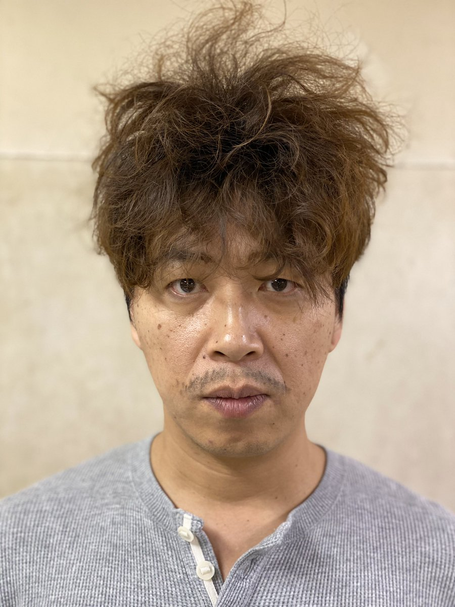 tweet  これは\u2026グランメゾン東京・キムタクの髪型をオーダー
