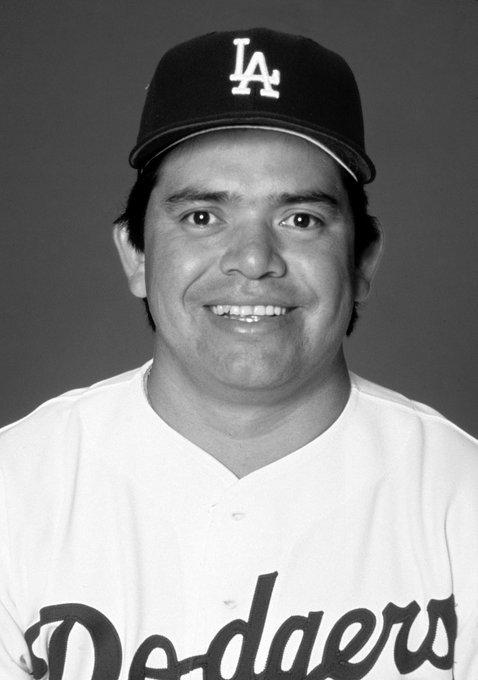 Happy Birthday baseball  great Fernando Valenzuela