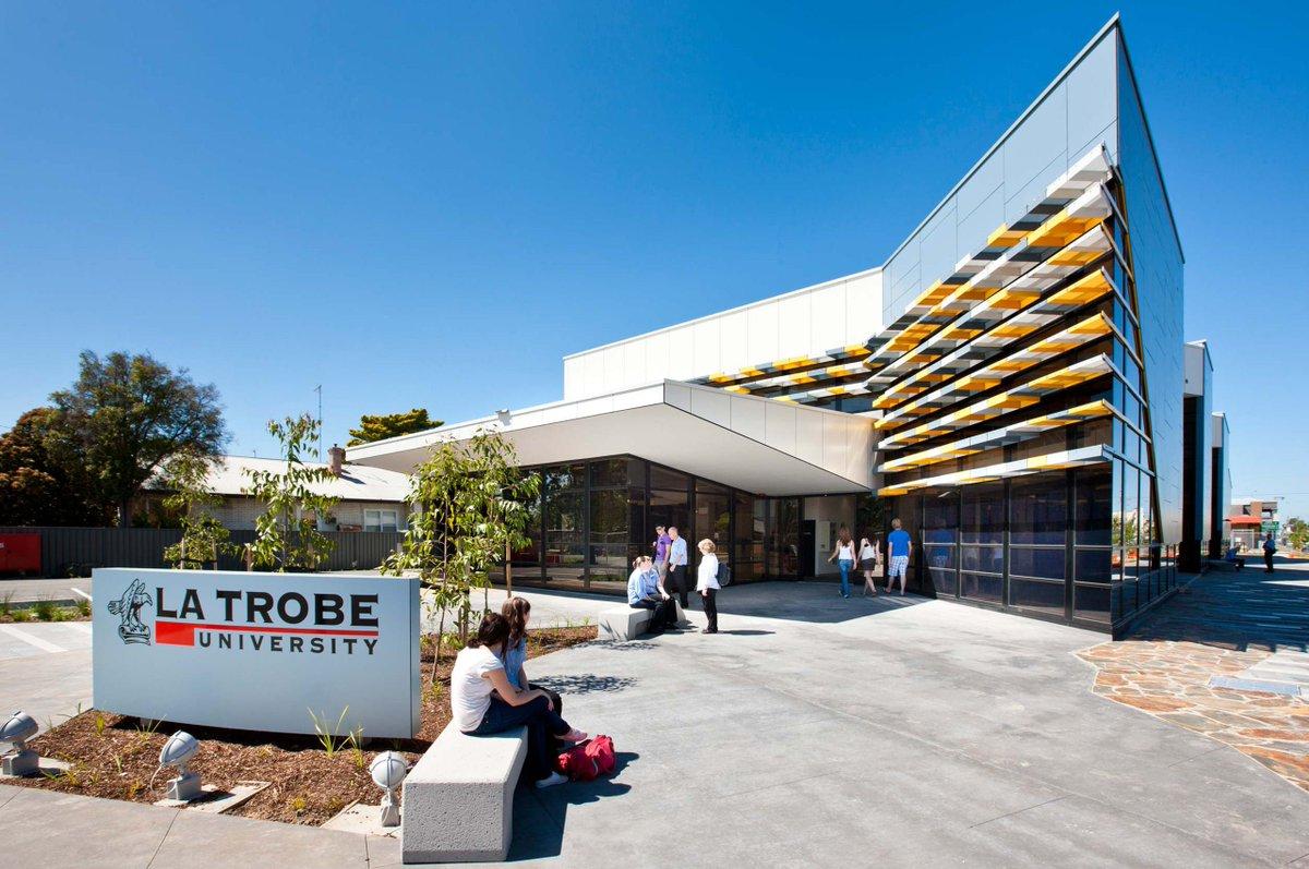 #StudyInAus #universalvisa #wecareyourdreams  Rankings: •#400 in world- QS World Ranking 2020 •#291- The Times Higher Education World University 2020 •#52 globally- 2019 Golden Age Ranking  Campuses: •Melbourne •Albury-Wodonga •Bendigo •City •Mildura •Shepparton •Sydneypic.twitter.com/S42N136Wej