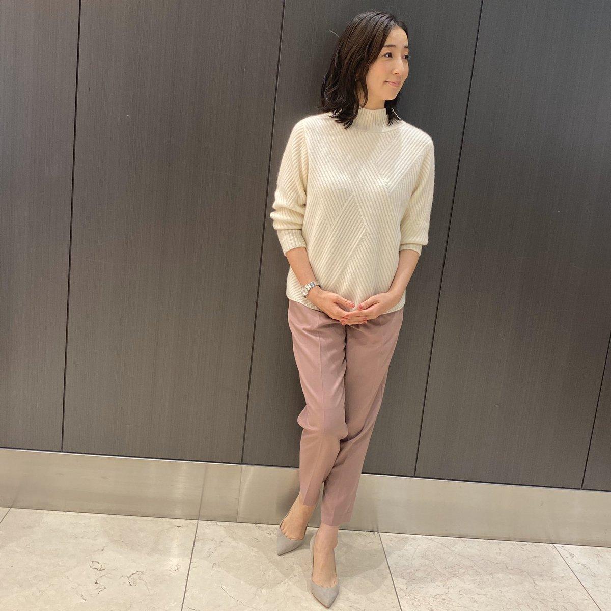 """安田佑子 yasuda yuko على تويتر: """"今日は新宿高島屋さんの ..."""