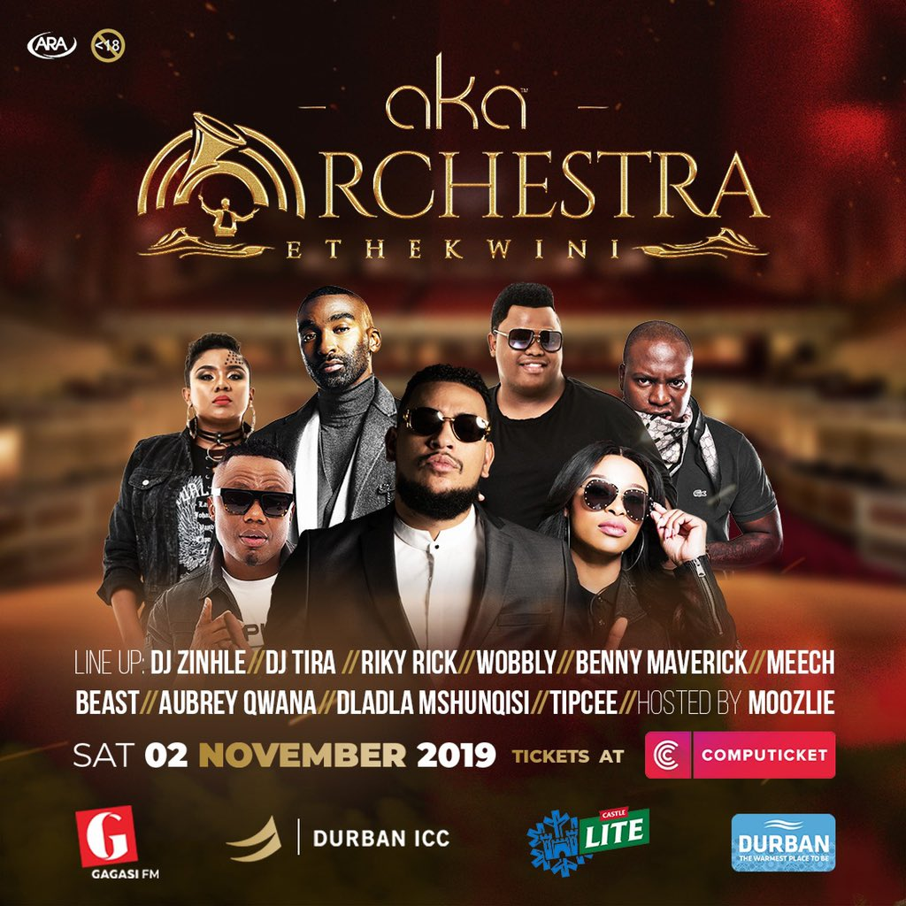 This is the day that the lord has made.  #AKAOrchestraEthekwini Doors open at 4pm. LETS GET IT! <br>http://pic.twitter.com/6H7lli1Yg1