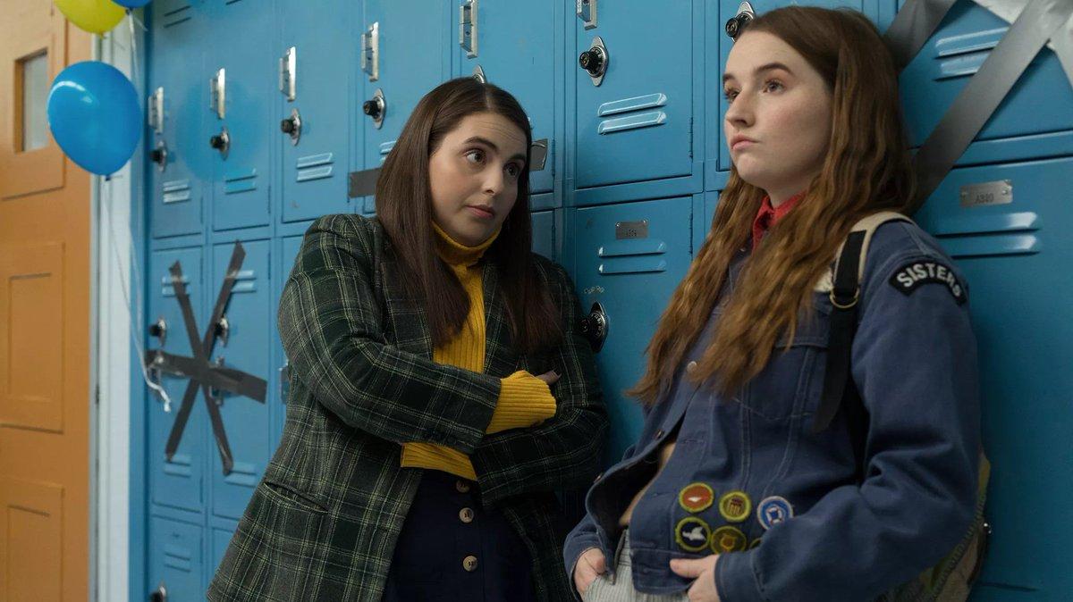 Booksmart So. 10.11. | 12 Uhr | cinema  Molly (Hetera) und Amy (Lesbe) haben in der Highschool alles richtig gemacht. Bestnoten und eine glänzende Zukunft an Elite-Unis. Eine epische Nacht des schlechten Benehmens steht ihnen bevor. https://ms-alternativ.de/node/1355 #Queerstreifen pic.twitter.com/4XezhuKEK5