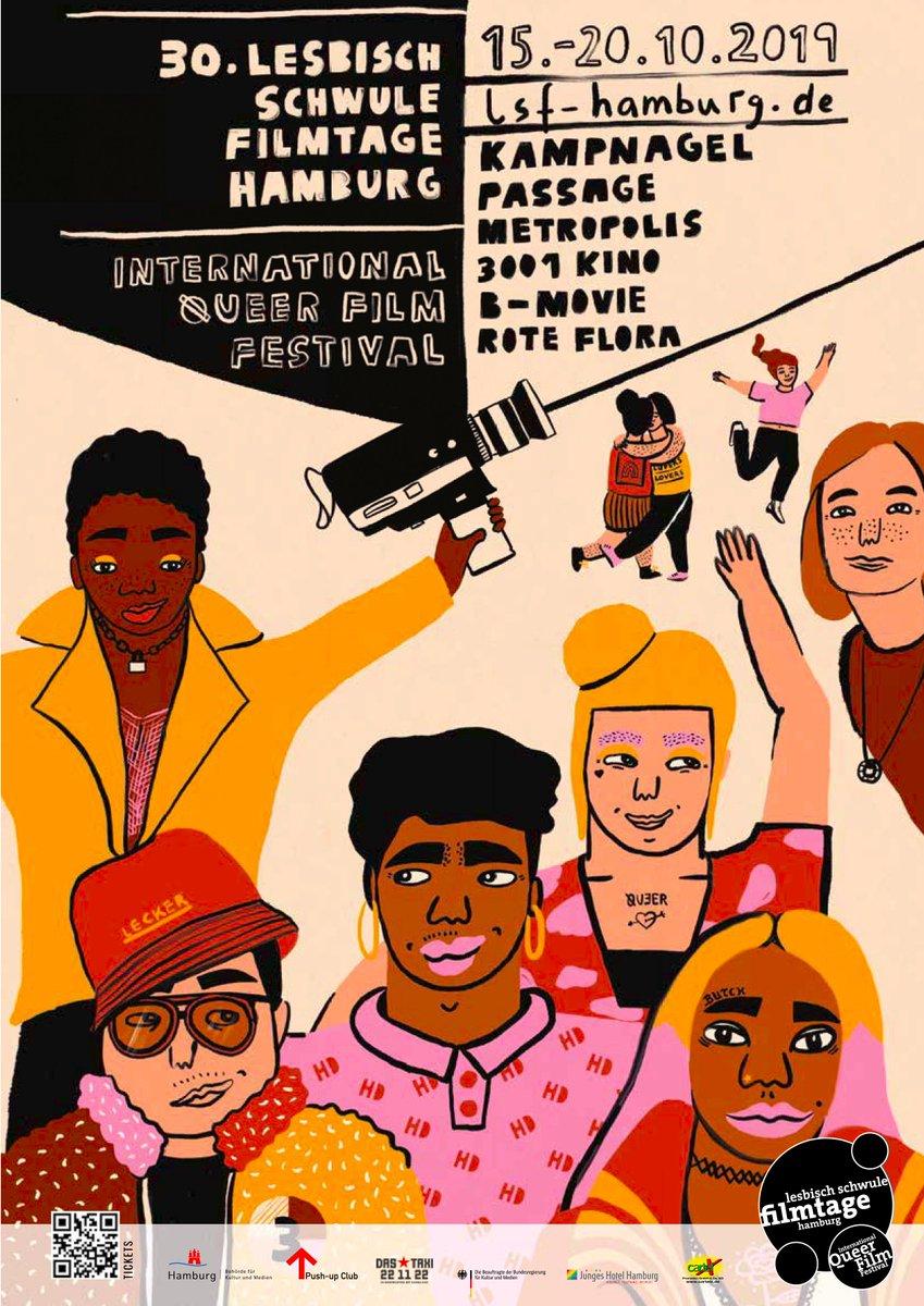 Best of Lesbisch Schwule Filmtage Hamburg So. 10.11. | 14 Uhr | cinema  In jedem Jahr öffnen die Queerstreifen eine große bunte Wundertüte mit den besten Kurzfilmen der Lesbisch Schwulen Filmtage Hamburg https://ms-alternativ.de/node/1356 #Queerstreifen pic.twitter.com/kfVj5P2cmN
