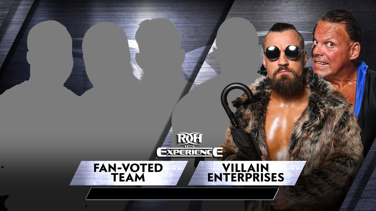 ROH The Experience Results (11/2): ROH World Six-Man Tag Team Championship Match