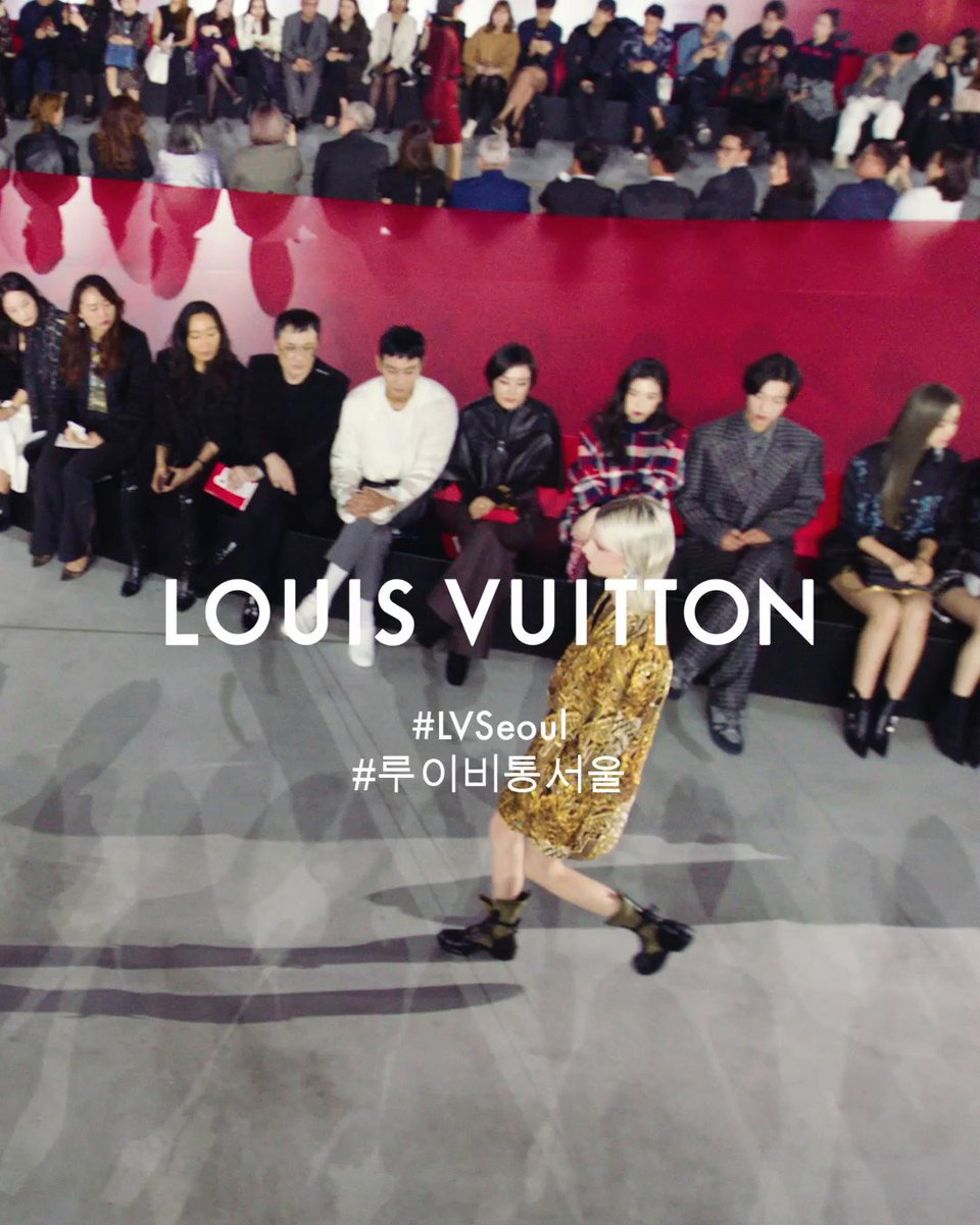 #LVSeoul Highlights #LouisVuitton presented a mix of recent looks at the Women's Fashion Show in Seoul, South Korea. See more at on.louisvuitton.com/60131KTjV. #루이비통서울