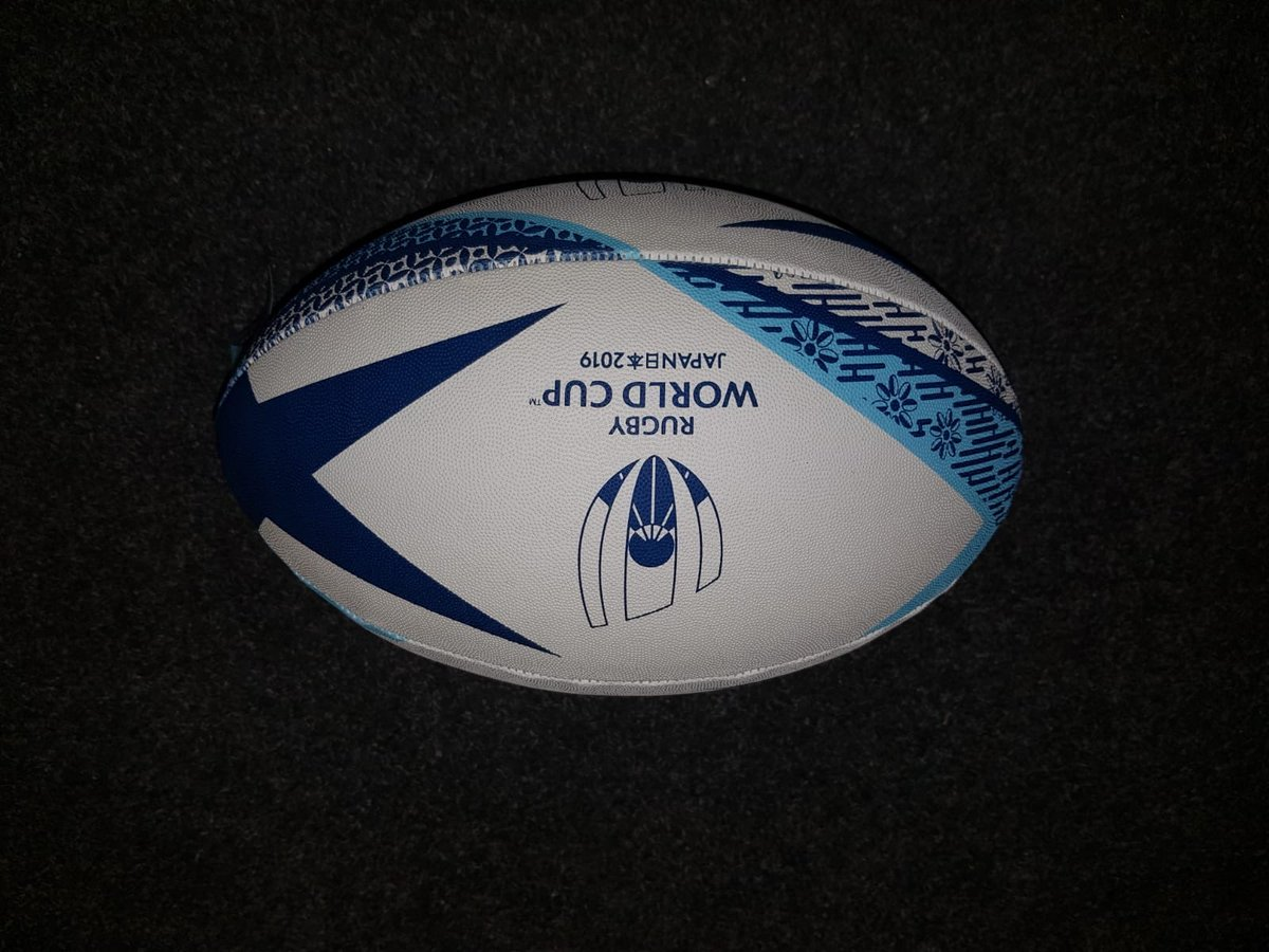 RT & Follow to Win a Rugby World Cup 2019 Ball🙌 5 Winners😍 Winner Announced on the 22nd November Use our Hashtag - #PFLGiveaway #PFLGiveaway #RugbyWorldCup #ItsComingHome #RWC2019