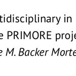 Image for the Tweet beginning: Accelerating primary care in #PRIMORE