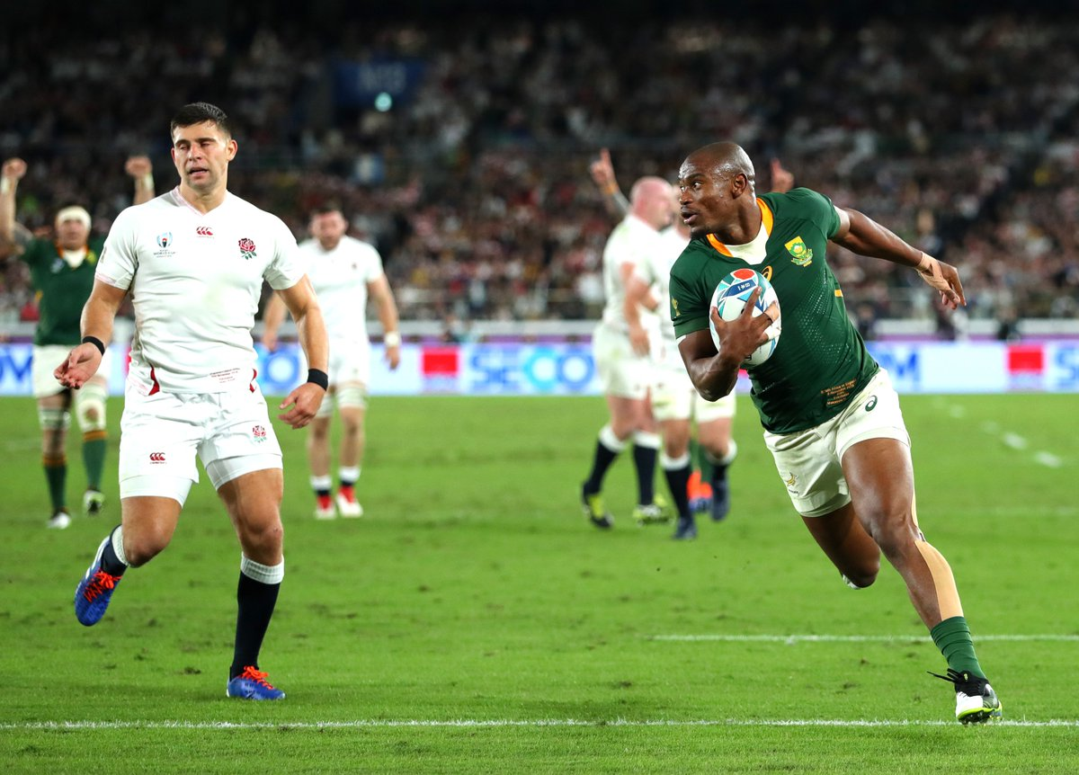 Not the result we wanted in Yokohama but congratulations @Springboks on your victory 👏 📝 Read the full match report here ➡️ bit.ly/34nmBMr