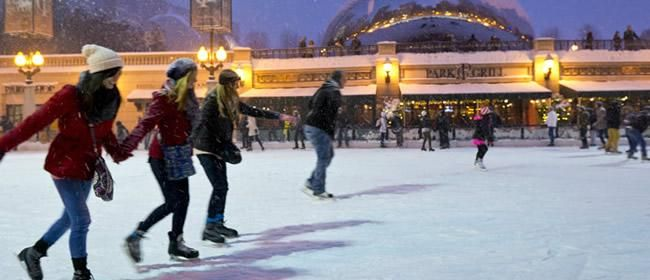 Celebrating Winter Fun at #Chicago Ice Skating Rinks --> buff.ly/2WcgZlk via @thelocaltourist