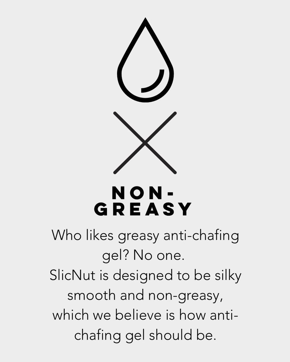 Don't let an excuse to not workout be because of chafing!  . . Get your anti-chafing gel  today @  http://www. slicnut.com      . . SlicNut is an anti-chafing gel  for men who just won't quit. . . . #nochafe #nochafing #chafe #chafing #men #fight #train #run #lift #sweat <br>http://pic.twitter.com/CPgBRfnxbC