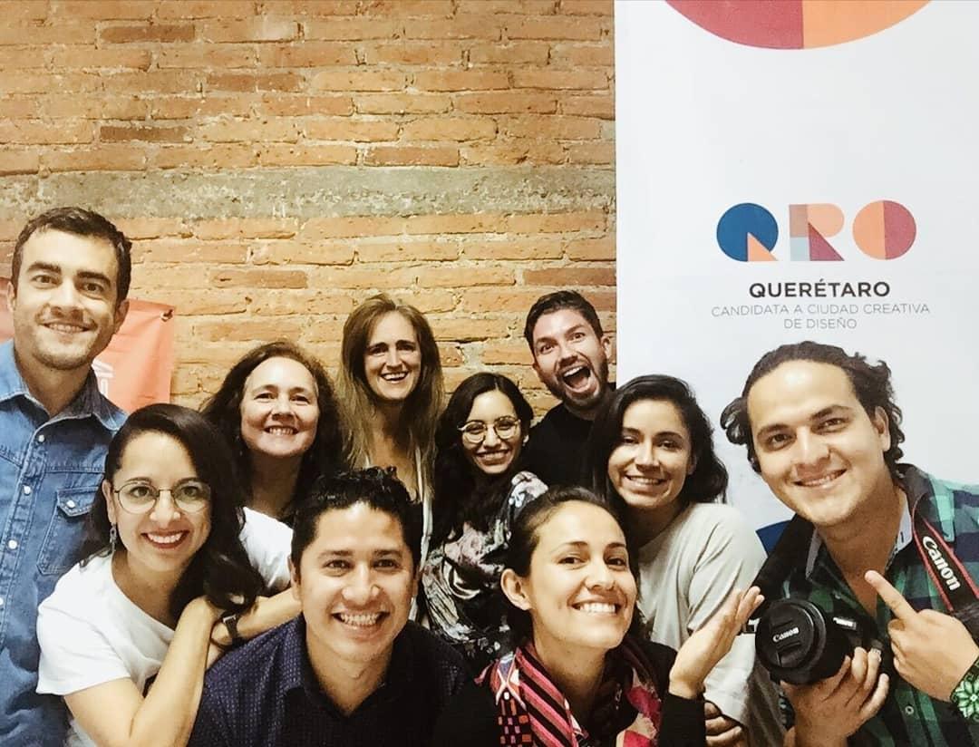 Querétaro es nombrada Ciudad del Diseño. Un día tienes sueños compartidos, otro estás celebrando en el barrio y más tarde ratificándolo en el Poder Legislativo.¡Así es el diseño! #querétarosediseña https://t.co/fnT6arNDT1
