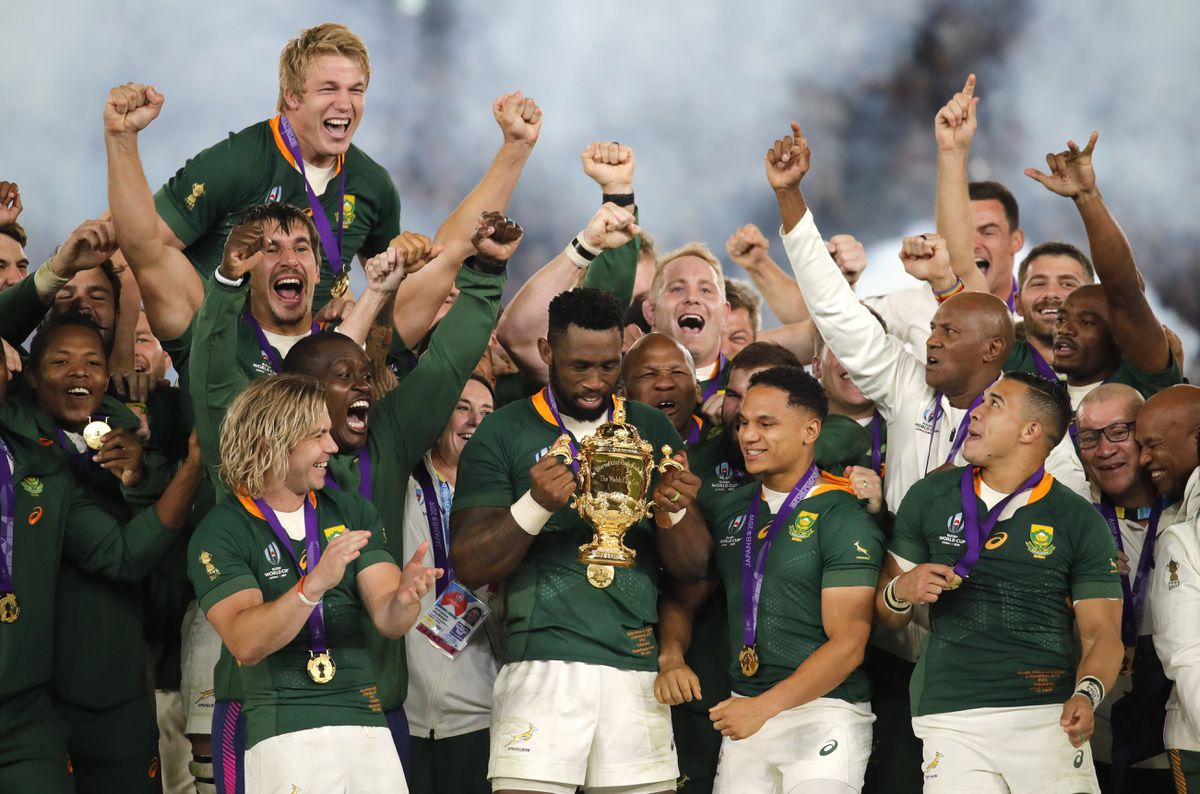 South Africa crushes England in Rugby World Cup @Globe_Sports