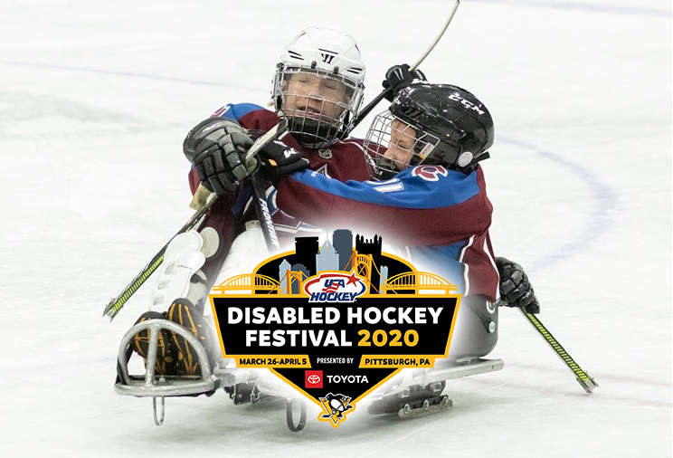 Early-bird deadline extended! 🚨 The 2020 @Toyota | USA Hockey Disabled Hockey Festival early-bird registration has been extended through November 8th. Learn more & register → bit.ly/2NMa7rl