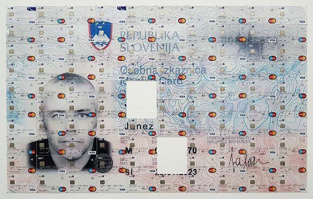#JanezJansa @mlzartdep @artissimafair #CreditCards #ContemporaryArt https://t.co/SHlgqbqViE