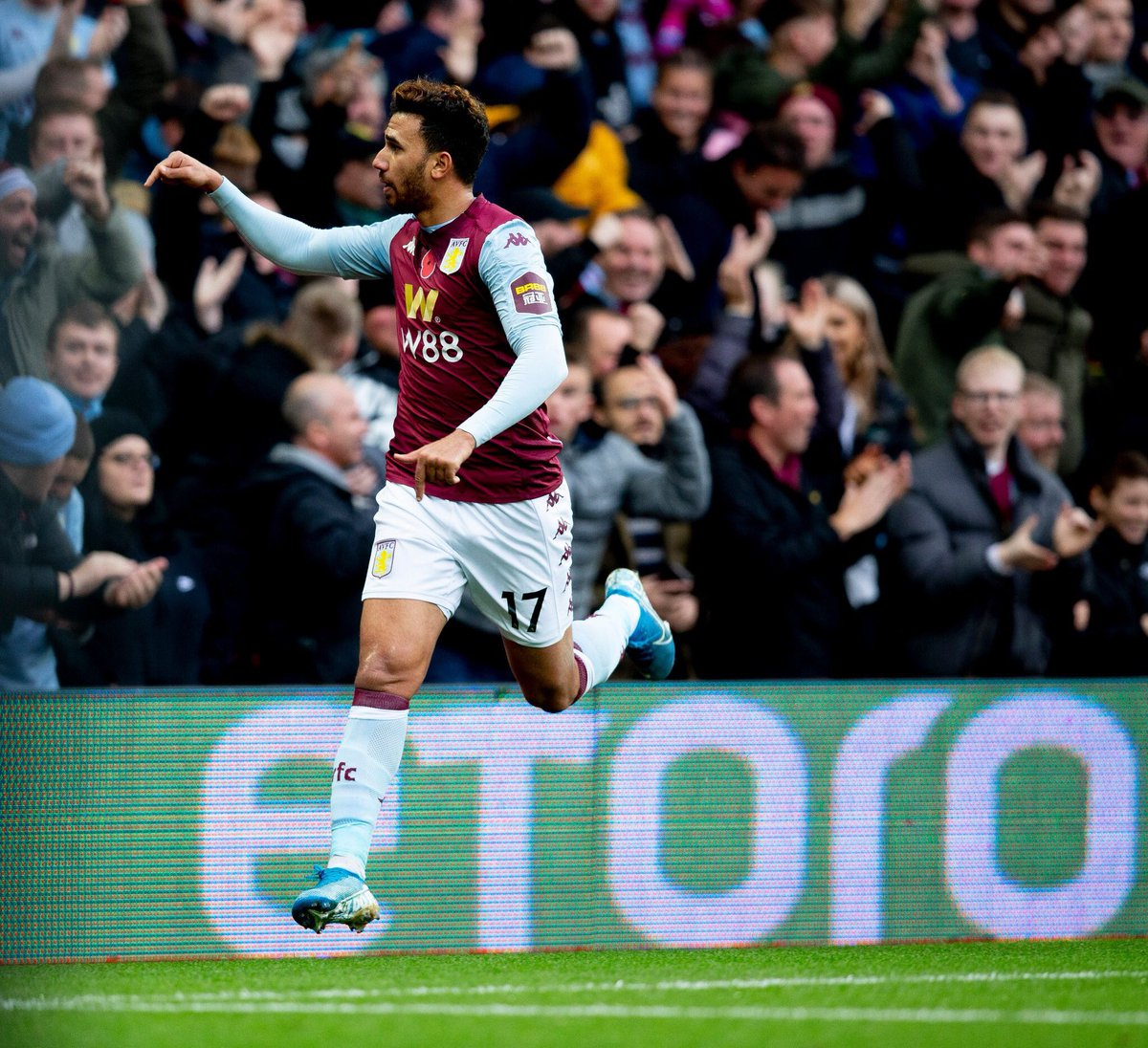 #avfc fans, your man of the match vs Liverpool?