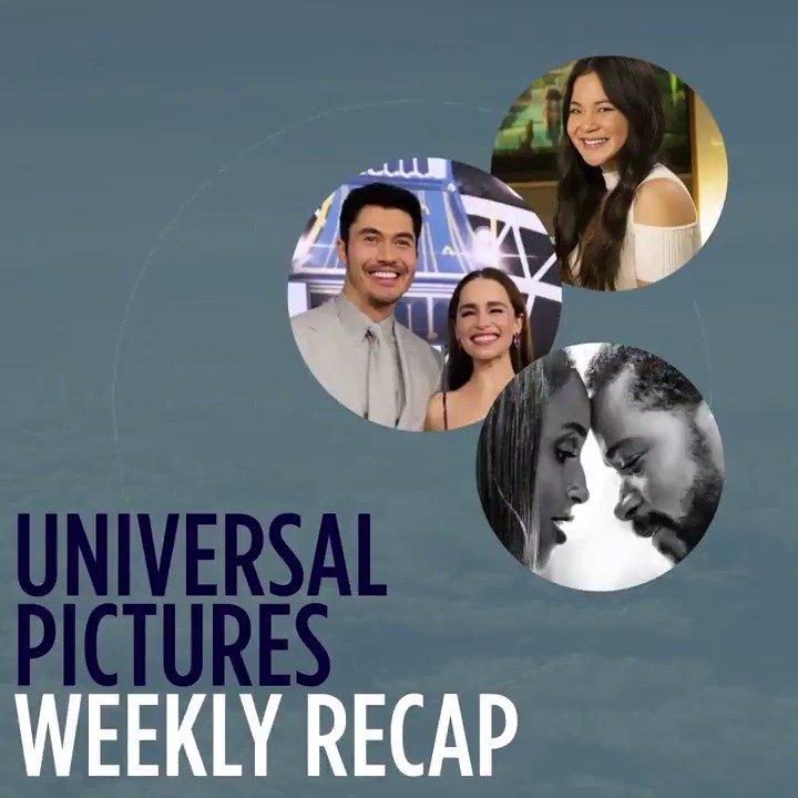 Universal #WeeklyRecap: Here's the latest news from Universal! #ThePhotograhMovie #LastChristmasMovie #HalloweenKills