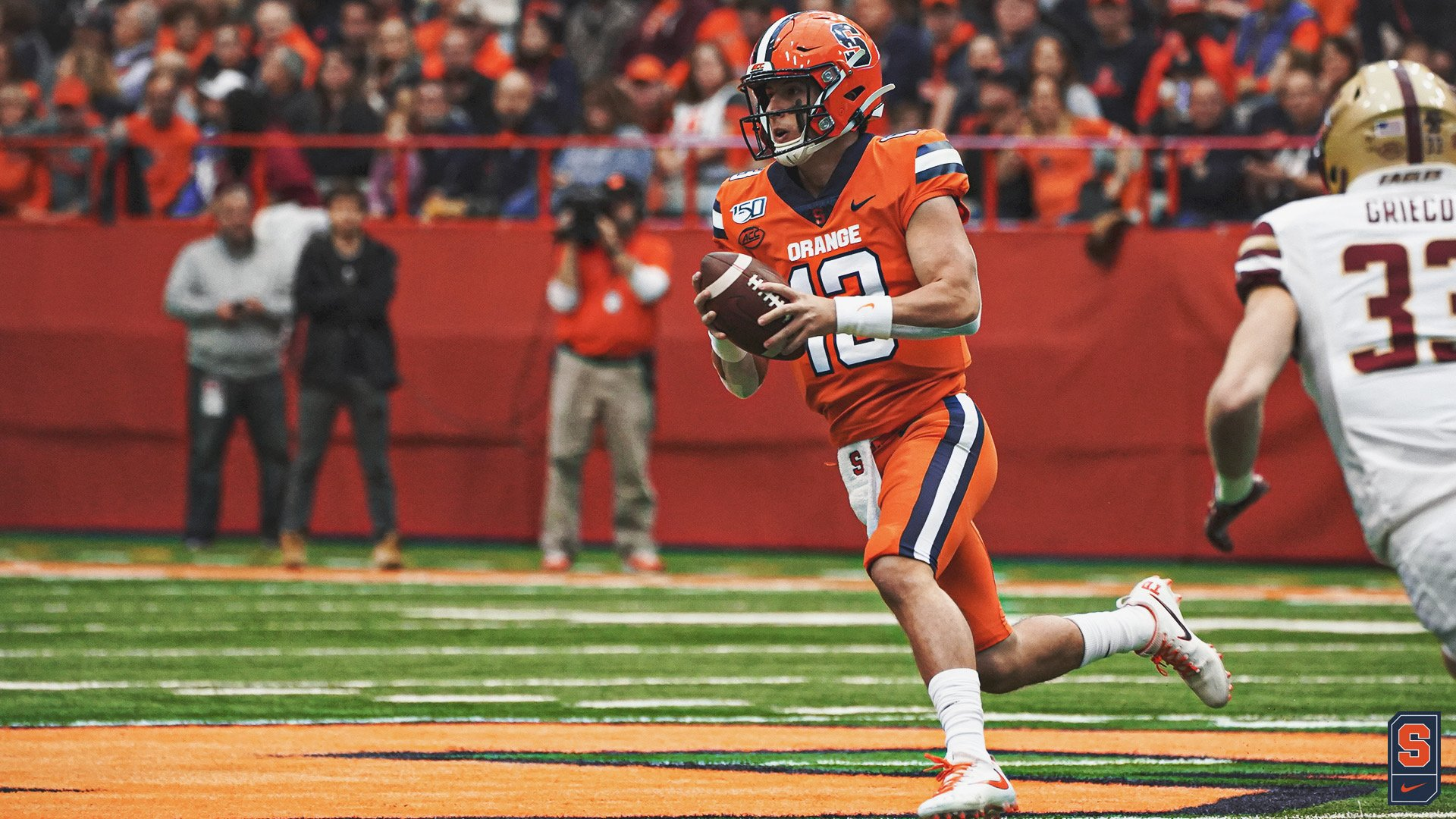 ORANGE GAME DAY: Syracuse takes on Boston College at the Dome today (preview, media & info)