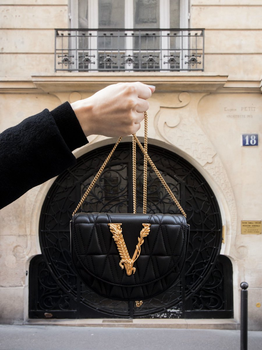"Chic And Co Paris versace on twitter: ""#versacevirtus capturedparis-based"
