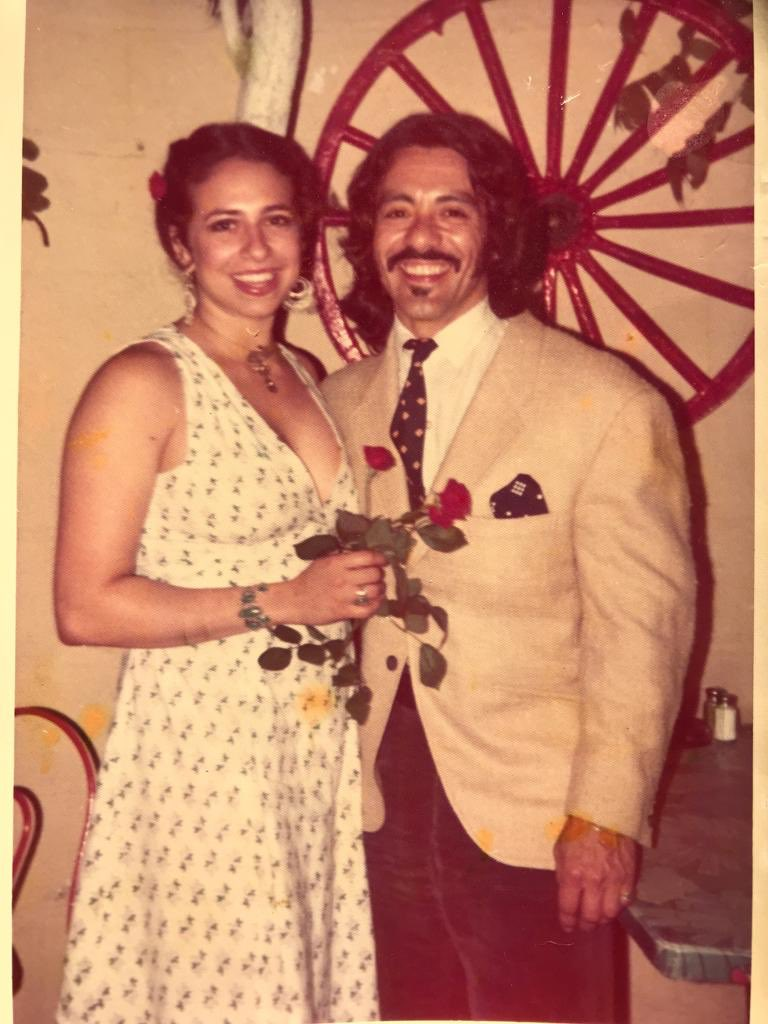 My Mom & Dad getting married! $100 to most interesting comment on story of how your parents met💰 (In harlem NY)