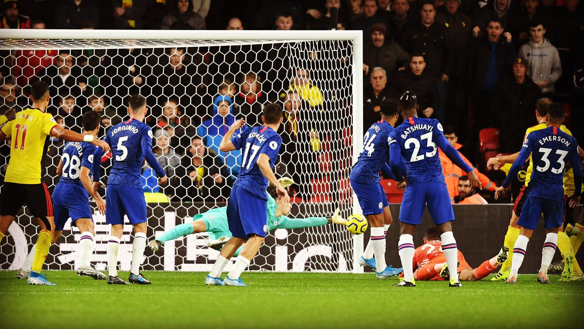 Great game and important 3 points. Keep pushing..!! @chelseafc