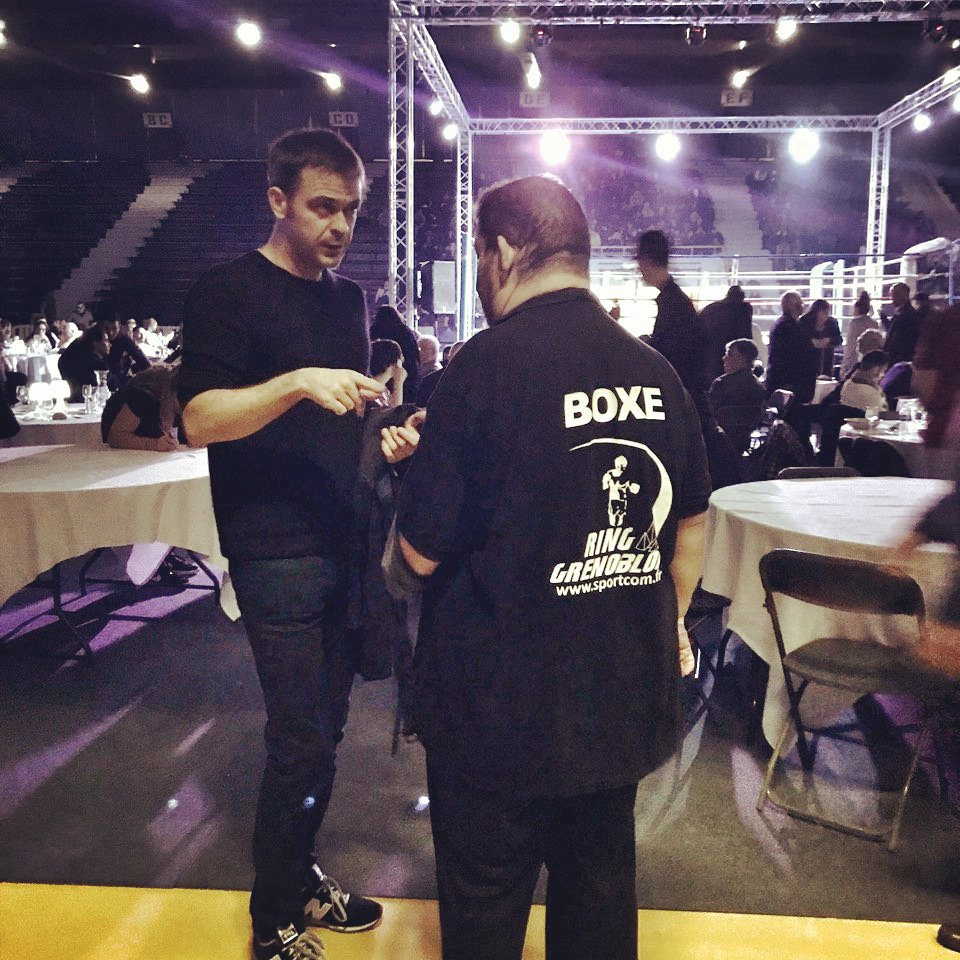 Olivier Veran On Twitter La Boxe Grenoble