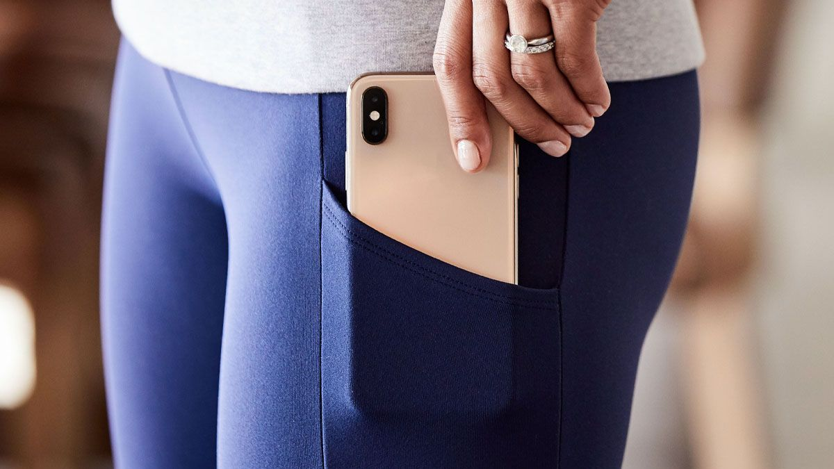 Not to exaggerate, but leggings with usable pockets might be our greatest innovation yet. https://t.co/1GLgdNNyf0