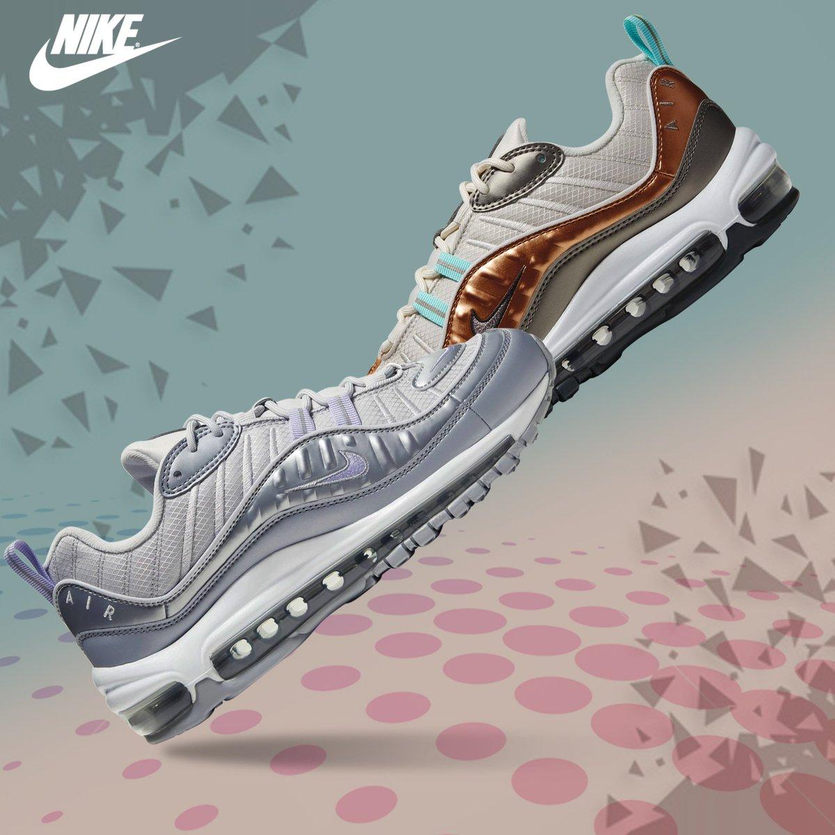 Nike Air Max 98 Grey Silver Where To Buy BV6536 001