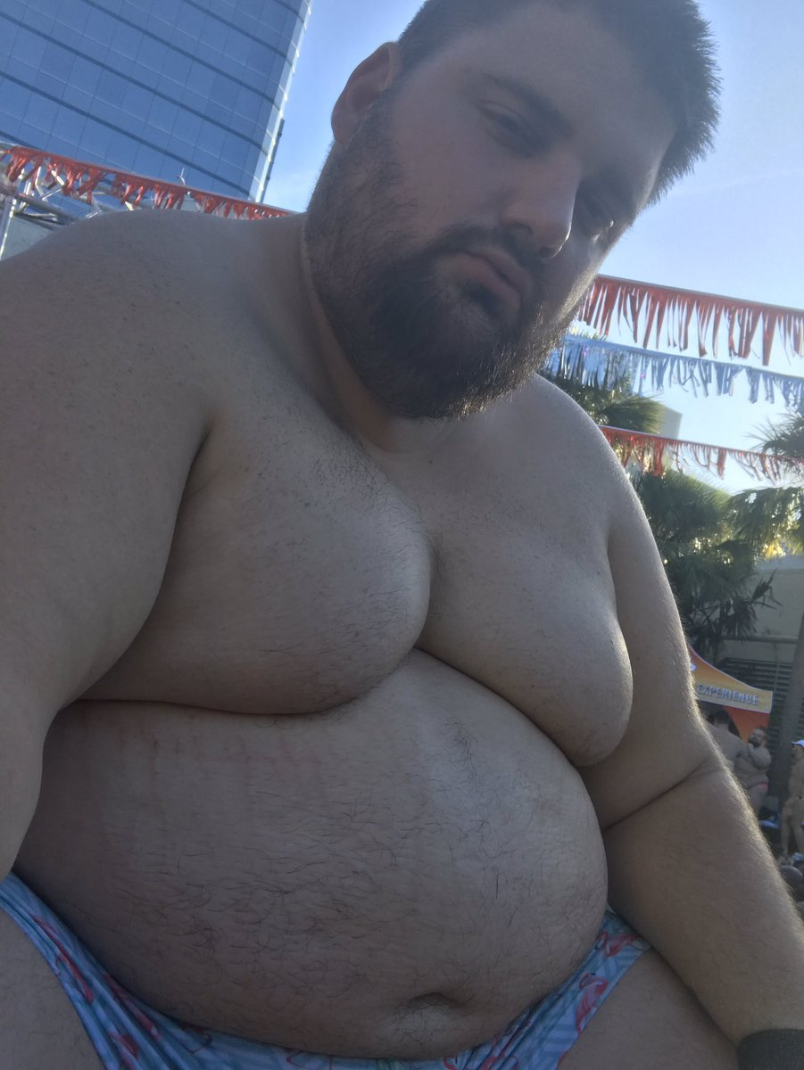 Sucking fat gay chub chaser