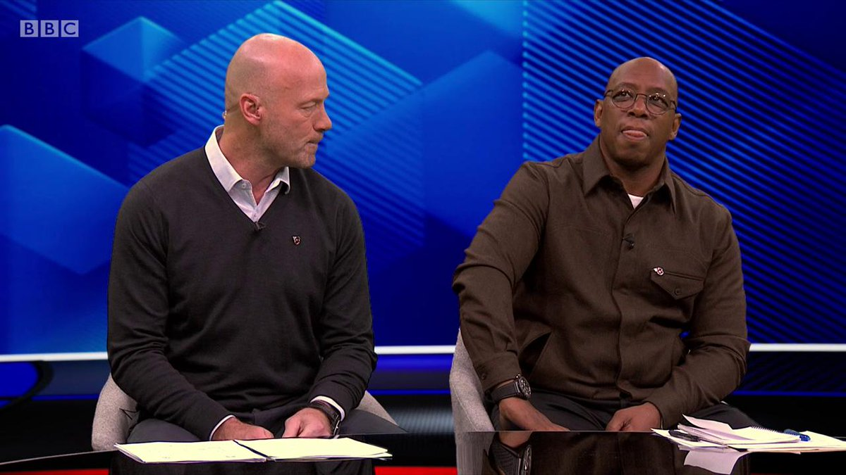 """Ian Wright: """"I was very impressed with (Marvelous) Nakamba (vs Liverpool), it was Trezeguet's best game for Villa."""" [@BBCMOTD] #avfc"""
