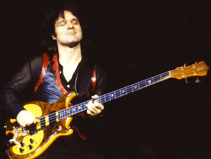 Blue Oyster Cult - Burnin\ For You  via Happy Birthday bassist Joe Bouchard