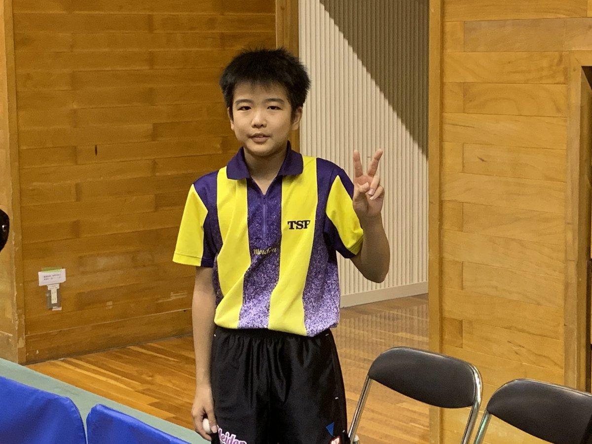全日本 カデット 卓球 2019