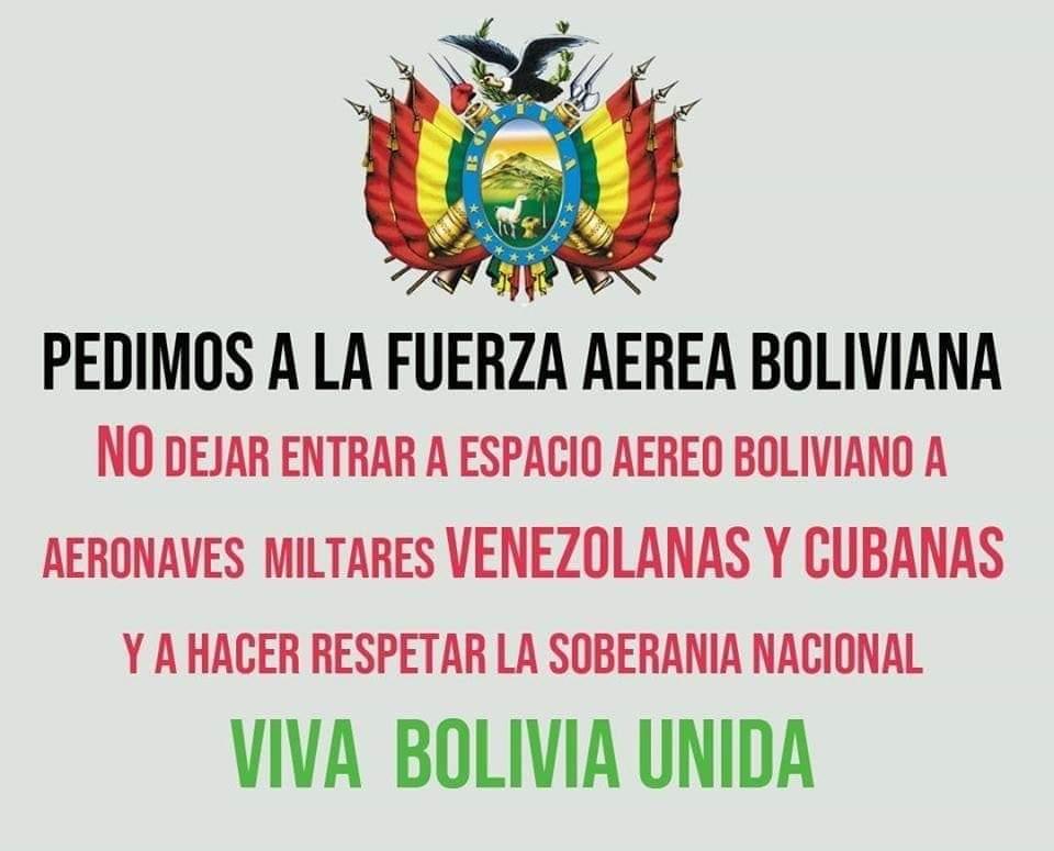 Por favor, please.... #BoliviaLibre #BoliviaPideTuRenuncia  #BoliviaUnida  #CNNEspanol <br>http://pic.twitter.com/nEAE8ZkquC