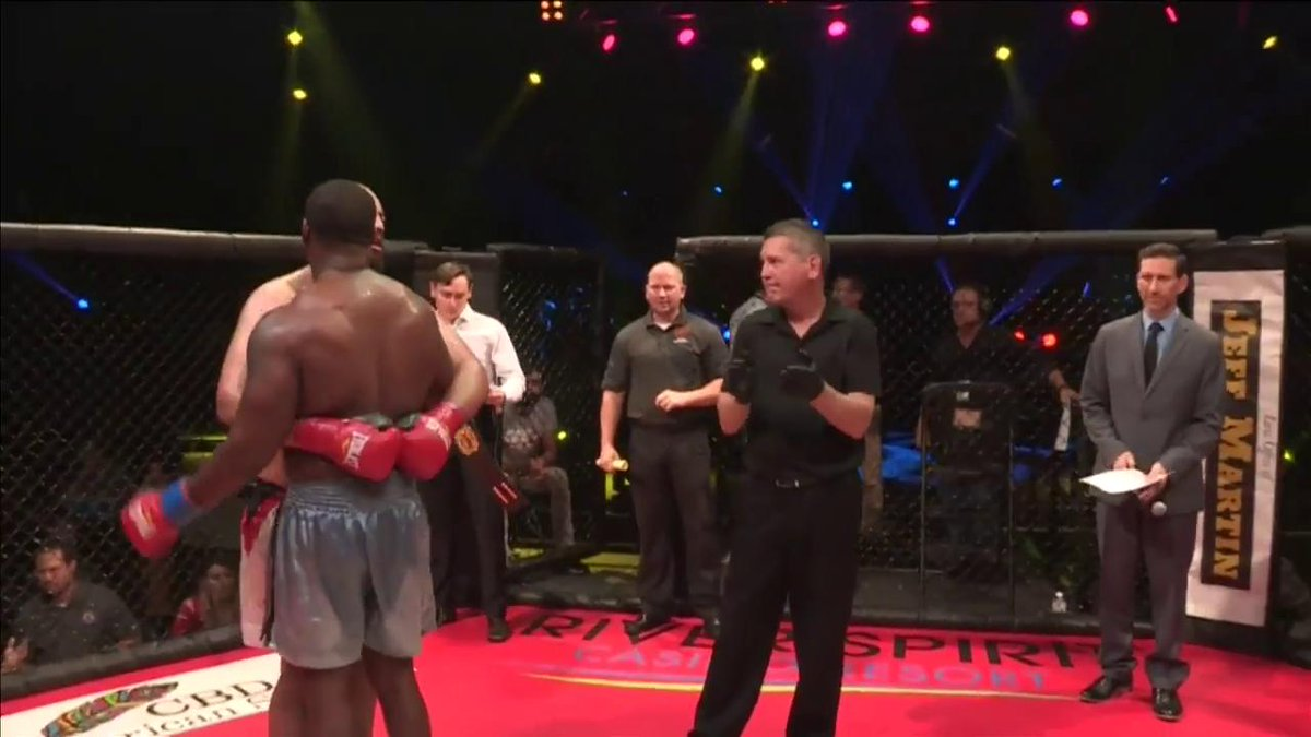 Check out who takes home the $10,000 prize at #XFN363's heavyweight kickboxing ONLY on #UFCFIGHTPASS!  https://www.ufc.tv/video/xfn-363  Good night!