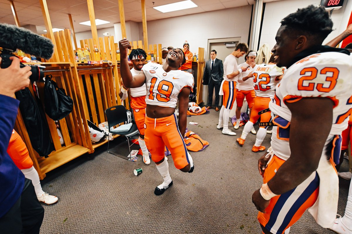 Clemson Football On Twitter A Little Look Into The